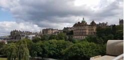 Edinburgo panorama