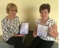 Lina Janušauskienė ir Angelė Paulauskienė