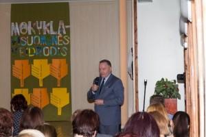 Panevėžio rajono mero pavaduotojas Antanas Pocius