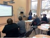 Pranešimas Suaugusiųjų švietimo prieinamumas ir kaitos veiksniai Panevėžio rajono atvejis