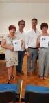 Su dėstytojais Duarte ir Paulo